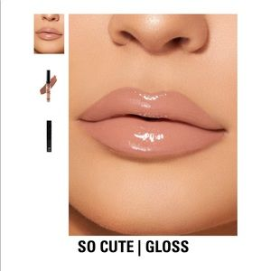 """Kylie Cosmetics Makeup - Kylie Cosmetics Gloss in """"So Cute"""""""